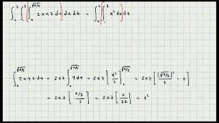 Ejercicio Integrales Triples - Calculo Integral - Mi Profesor de Matematicas - Video 046