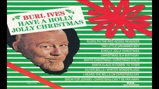 Burl Ives Ft Owen Bradley Orchestra A Holly Jolly Christmas Mca Records 1965
