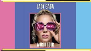 Lady Gaga - Poker Face - Joanne World Tour Rehearsal (Playback)