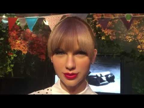 Taylor Swift at Madame Tussauds Sydney