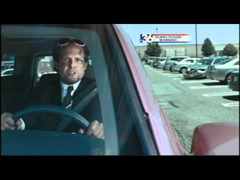 Allstate Mayhem Commercial - Dean Winters is a teenage girl