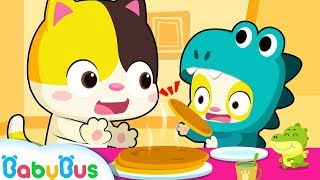 """No No"" Touch Hot Pancakes 