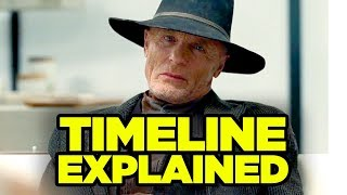 WESTWORLD Season 2 TIMELINE EXPLAINED (Full Chronology!)