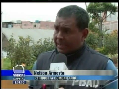 Noticias Capital - Amenazas a Medios Comunitarios de Kennedy - Techotiba