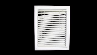 shorten venetian blinds instructions