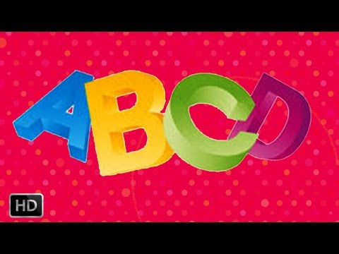 Learn ABC - The Alphabet Song