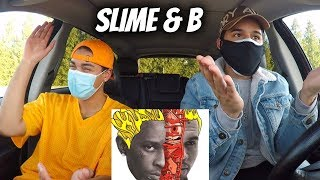 Chris Brown, Young Thug - SLIME & B | REACTION REVIEW
