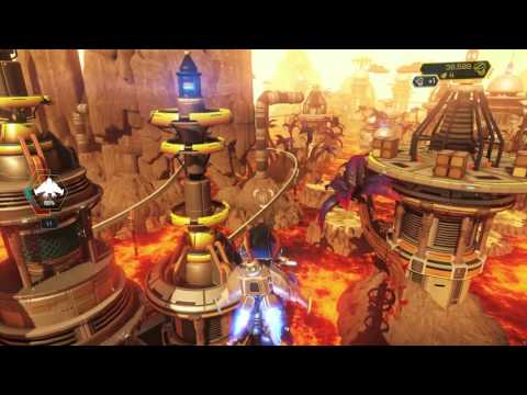 Ratchet & Clank Gameplay Review (PS4)