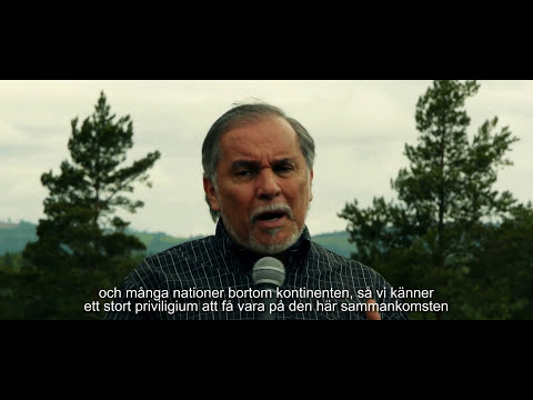 Apostol Rony Chaves prophecy + interview (swedish subtitles)