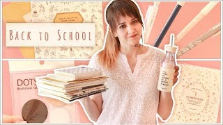 BACK TO SCHOOL 2017 c ZAKKA SHOP | ЗАКАЗ КАНЦЕЛЯРИИ ИЗ ZAKKA | ПОКУПКИ КАНЦЕЛЯРИИ В УНИВЕРСИТЕТ