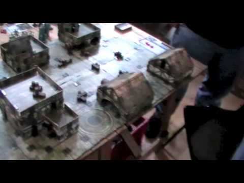 Carronade pt 3 - Wargaming Convention - Scotland May 2013