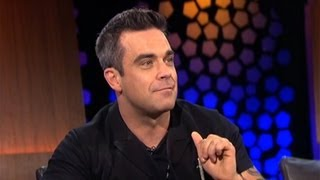 Robbie Williams - That Lion King moment | The Late Late Show | RTÉ One