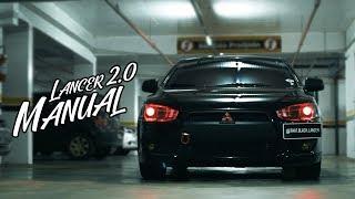 Mitsubishi Lancer 2.0 Manual. Vale a pena?