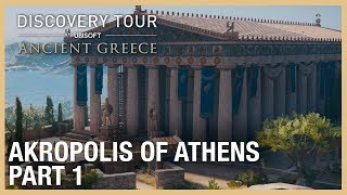 Assassin's Creed Discovery Tour: The Akropolis of Athens | Ep. 1 | Ubisoft [NA]