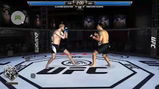 Alexander Gustafsson vs Ryan Bader (ufc 230)