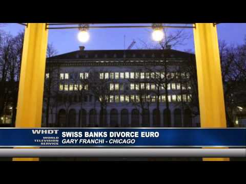 Swiss Banks Divorce Euro!