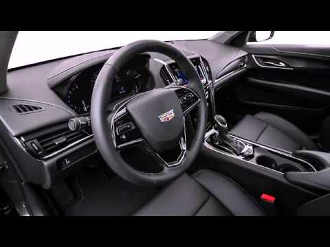 2015 Cadillac ATS Video