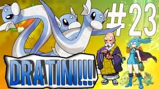 Pokémon Heart Gold | DRATINI!! | #23