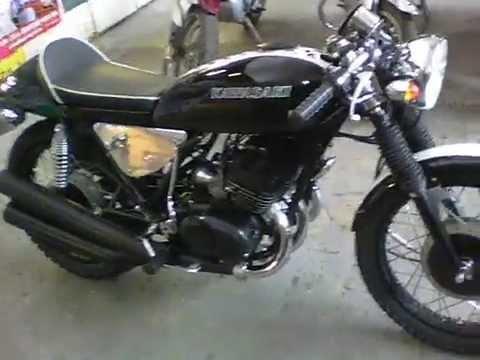 Kawasaki  Triple Specs