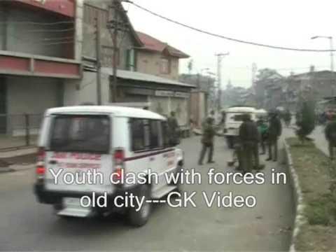 Kashmir mourns Gowhar's killing