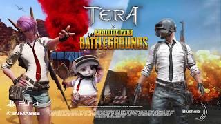 TERA x PUBG - Collaboration Trailer (PC/PS4/Xbox One)