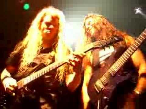 Nevermore: Chris Broderick&Jeff Loomis Guitar Solo Duel