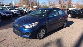 2017 Hyundai Accent Denver, Aurora, Lakewood, Littleton, Fort Collins, CO 3568MP