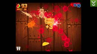Fruit Ninja - Slice and dice fruit with a ninja sword - Download Video Previews