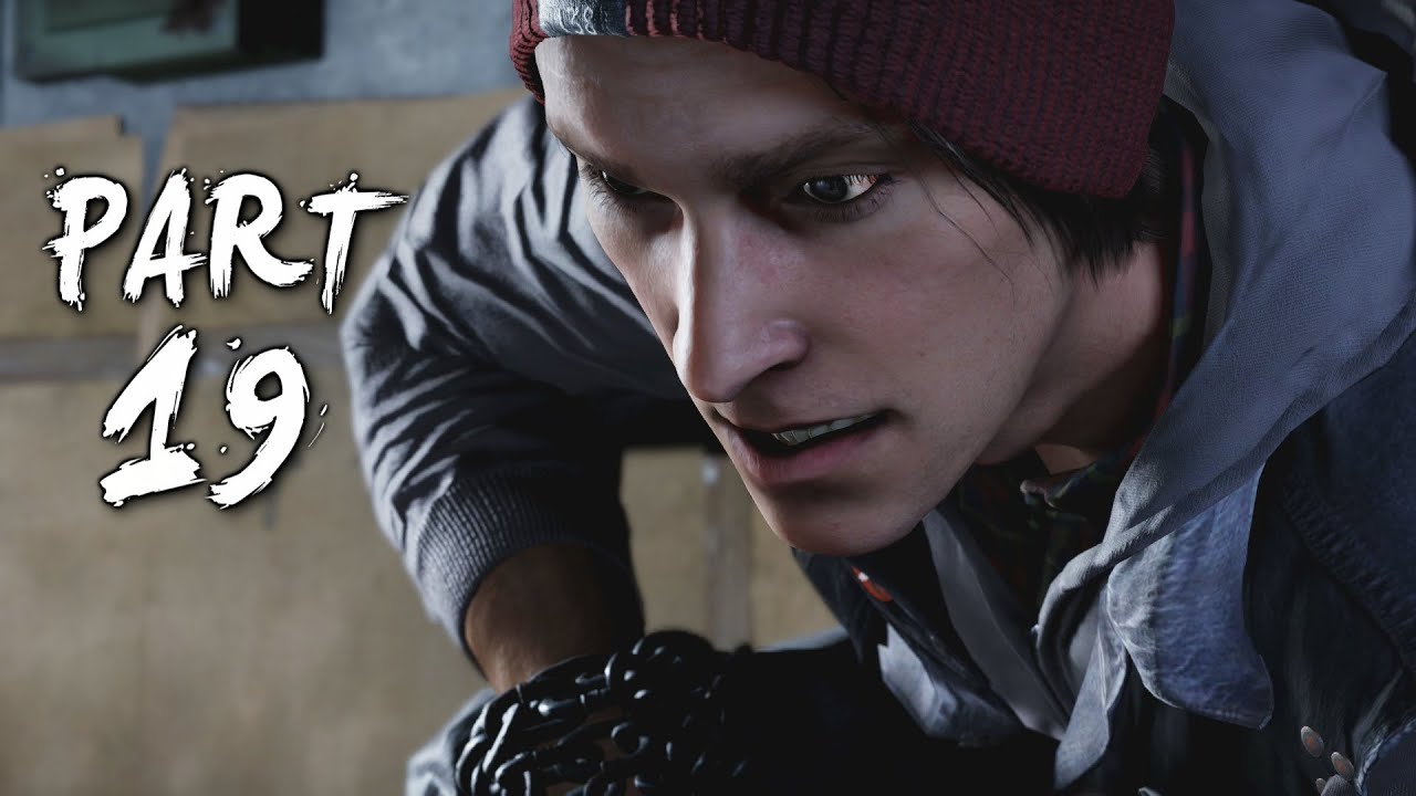 Infamous Second Son Gameplay Walkthrough Part 19