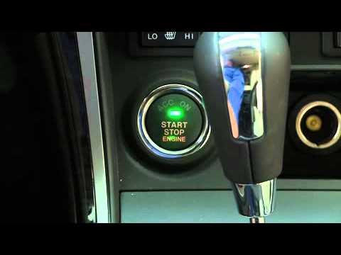 2012 2009 Mazda 6 Advanced Keyless Entry Amp Push Button Start System Tutorial Youtube