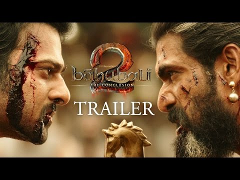 Baahubali 2 - The Conclusion | Official Trailer (Hindi) | S.S. Rajamouli | Prabhas | Rana Daggubati thumbnail