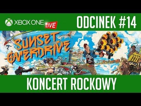 [PL] Sunset Overdrive #14 [XONE] KONCERT ROCKOWY