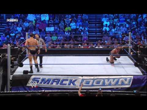 Cody Rhodes vs Randy Orton - Includes Bloody Attack