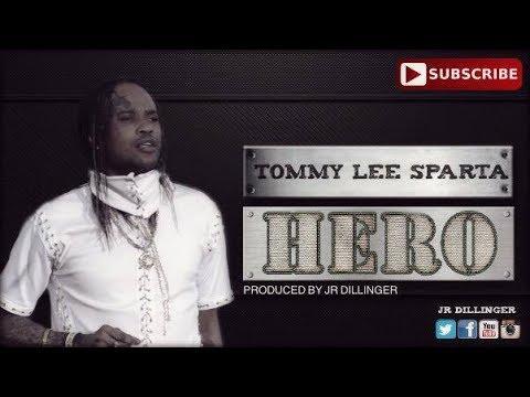 Tommy Lee Sparta- Hero (lyrics) video