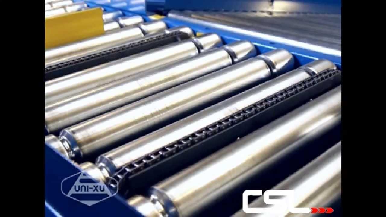 Standard Chain Transfer Roller Conveyor Conveyor