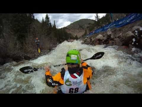 GoPro HD HERO Camera: Kayak Competition - Teva Mountain Games