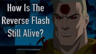 How Is The Reverse Flash Still Alive? (Suicide Squad: Hell To Pay)