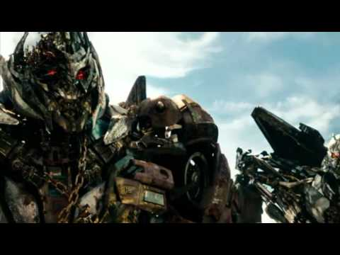 Transformers 3 - Megatron In Africa video