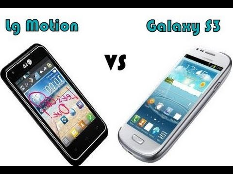 Metro pcs Samsung Galaxy s3 VS Lg Motion (The Truth)