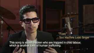 Fighting child labour - Thai rock stars explain why they