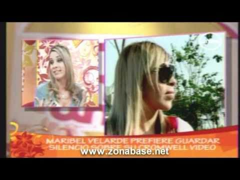 Maribel Velarde video cromwell