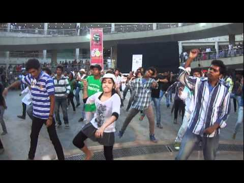 Mumbai Indians Flash Mob