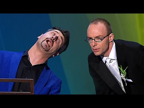 Kabaret Chyba - Organista