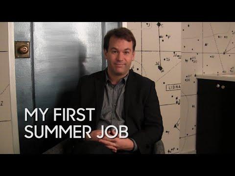 My First Summer Job: Mike Birbiglia