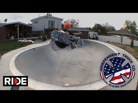 Peter Hewitt, Stu Graham & Willis Kimbel - Independent Trucks Ep. 5