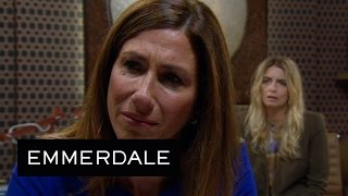 Megan Warns Charity That Declan Is Coming For Her - Emmerdale