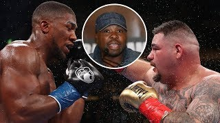Why Anthony Joshua WENT HOME TO NIGERIA before Ruiz rematch, by Don Charles