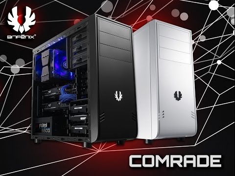 BitFenix Comrade Mid Tower Case Review
