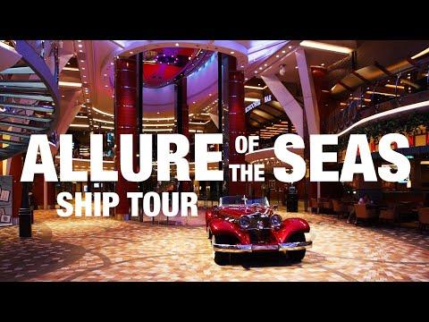 Allure of the Seas - Ship Tour