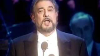 Luciano Pavarotti And Placido Domingo O Holy Night Cantique De Noel Christmas Vienna 1999 Youtube
